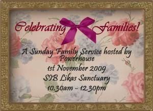 Celebrating Families